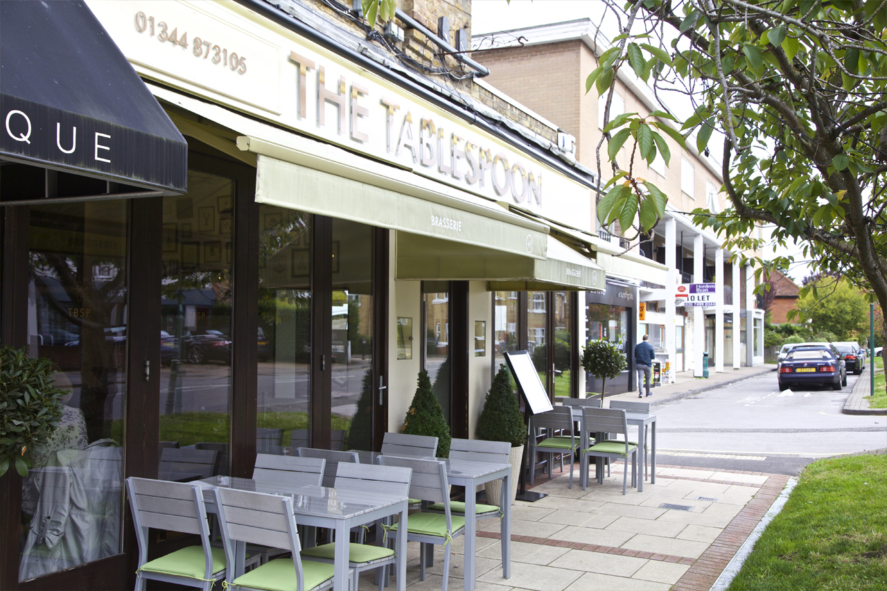 The Tablespoon Restaurant in Sunningdale